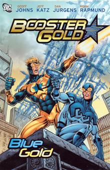 BOOSTER GOLD HC VOL 02 BLUE AND GOLD
