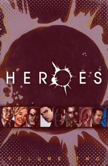 HEROES VOL 2 HC STANDARD EDITION