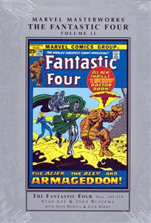 MMW FANTASTIC FOUR HC VOL 11