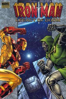 IRON MAN LEGACY OF DOOM PREM HC
