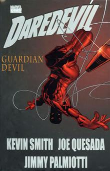 DAREDEVIL GUARDIAN DEVIL 10TH ANNIV ED PREM HC
