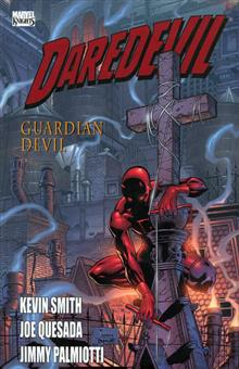 DAREDEVIL GUARDIAN DEVIL 10TH ANNIV PREM HC DM ED