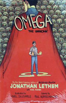 OMEGA THE UNKNOWN PREM HC