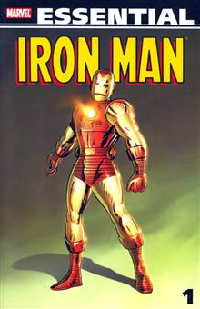 ESSENTIAL IRON MAN TP VOL 01 NEW PTG