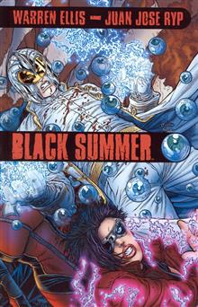 BLACK SUMMER HC (MR)