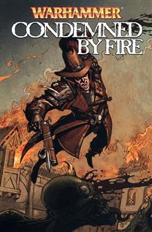 WARHAMMER CONDEMNED BY FIRE TP