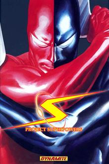 PROJECT SUPERPOWERS HC VOL 01