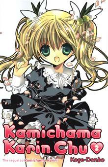 KAMICHAMA KARIN-CHU GN VOL 02
