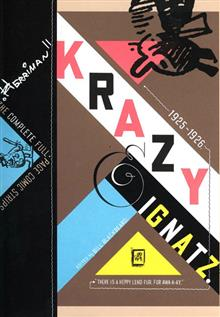 KRAZY & IGNATZ TP 1925 1926 A HAPPY LEND FUR AWAY