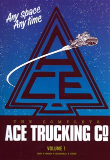 COMPLETE ACE TRUCKING TP VOL 01 (C: 0-1-2)
