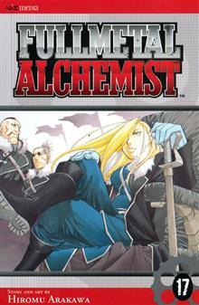 FULLMETAL ALCHEMIST GN VOL 17