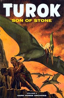 TUROK SON OF STONE ARCHIVES VOL 4 HC