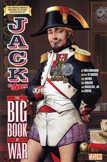 JACK OF FABLES TP VOL 06 THE BIG BOOK OF WAR (MR)