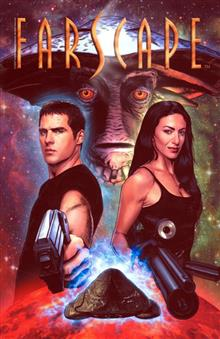 FARSCAPE HC VOL 02 STRANGE DETRACTORS
