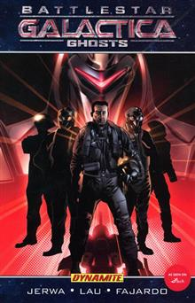 BATTLESTAR GALACTICA GHOSTS TP