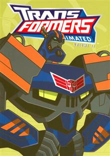 TRANSFORMERS ANIMATED VOL 11 TP