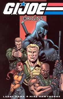 GI JOE ORIGINS VOL 1 TP