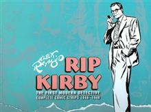 RIP KIRBY VOL 1 HC
