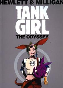 TANK GIRL REMASTERED ED VOL 4 ODYSSEY TP (MR)