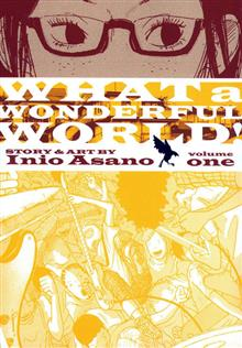 WHAT A WONDERFUL WORLD VOL 1 GN