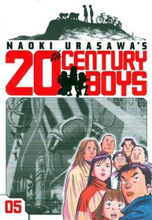 NAOKI URASAWA 20TH CENTURY BOYS VOL 5 GN