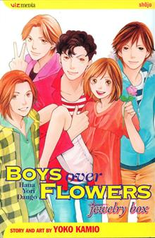 BOYS OVER FLOWERS JEWELRY BOX GN