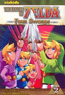 LEGEND OF ZELDA GN VOL 07