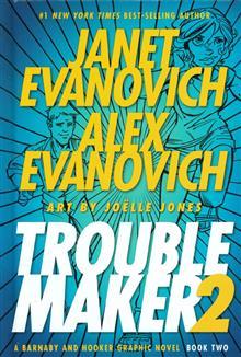 JANET EVANOVICH TROUBLEMAKER HC BOOK 02