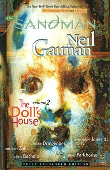 SANDMAN TP VOL 02 THE DOLLS HOUSE NEW ED (MR)