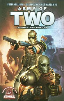 ARMY OF TWO VOL 01