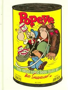 POPEYE HC VOL 01 BEST COMIC STORIES BUD SAGENDORF