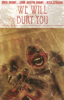 WE WILL BURY YOU TP VOL 01