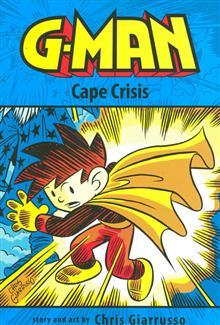 G-MAN TP VOL 02 CAPED CRISIS