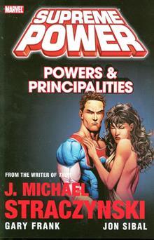 SUPREME POWER TP POWERS & PRINCIPALITIES NEW PTG