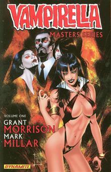 VAMPIRELLA MASTERS SERIES TP VOL 01 GRANT MORRISON