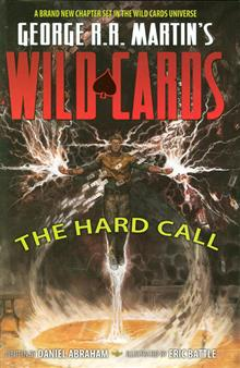 GEORGE RR MARTIN WILD CARDS HARD CALL HC (MR)