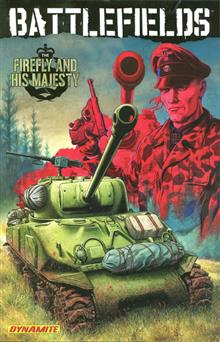 GARTH ENNIS BATTLEFIELDS TP VOL 05 THE FIREFLY & HIS MAJESTY