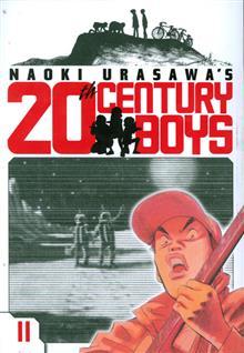 NAOKI URASAWA 20TH CENTURY BOYS GN VOL 11