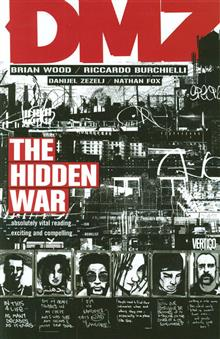 DMZ VOL 5 THE HIDDEN WAR TP (MR)