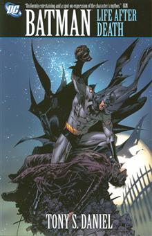 BATMAN LIFE AFTER DEATH TP