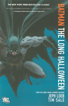 BATMAN THE LONG HALLOWEEN TP NEW ED