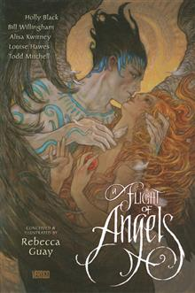 FLIGHT OF ANGELS HC (MR)