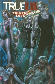 TRUE BLOOD HC VOL 02 TAINTED LOVE