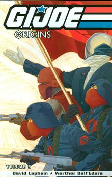 GI JOE ORIGINS TP VOL 05