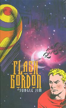 DEFINITIVE FLASH GORDON & JUNGLE JIM HC VOL 01