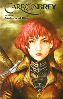 CARBON GREY VOL 01 SISTERS AT WAR TP