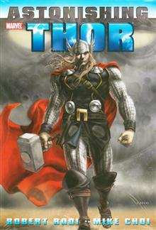 ASTONISHING THOR HC