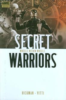 SECRET WARRIORS PREM HC VOL 06 WHEELS WITHIN WHEEL