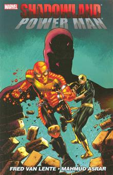 SHADOWLAND POWER MAN TP