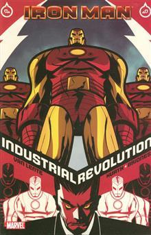 IRON MAN INDUSTRIAL REVOLUTION TP